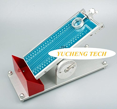 Pressure Sensitive Tape Initial Adhesion Tester Initial Adhesive Force Testing Machine with Steel Balls