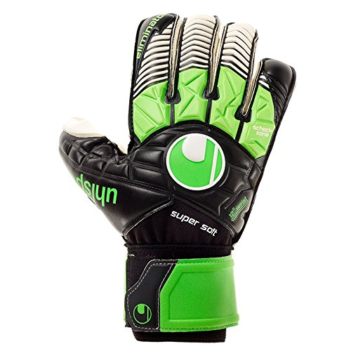 Uhlsport Herren Eliminator Eliminator Herren Supersoft Rf Torwart-Handschuhe f84968