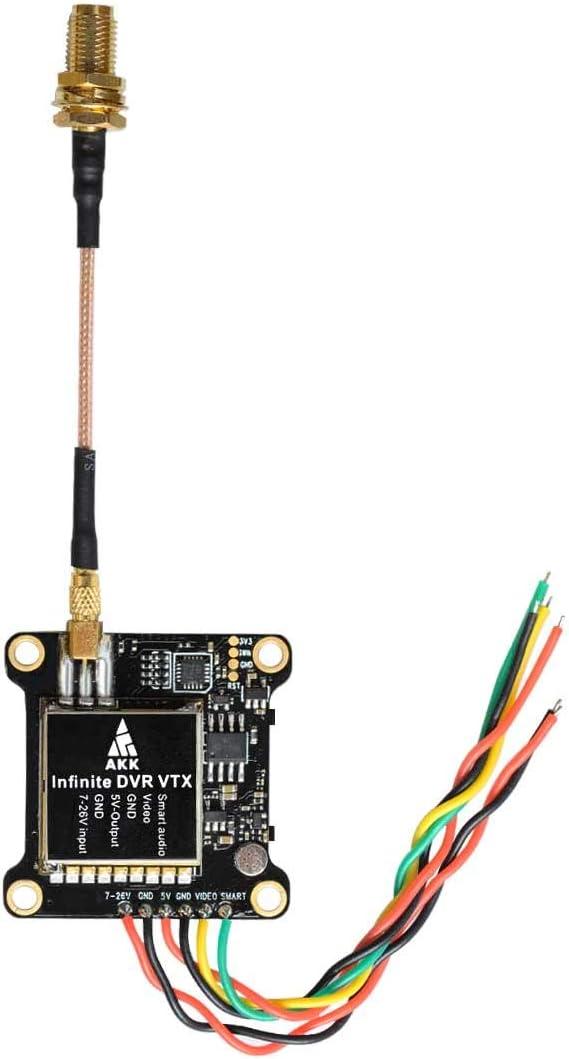 Infinite Dvr Vtx 25Mw 200Mw 600Mw 1000Mw Mmcx Transmitter Support Long Range