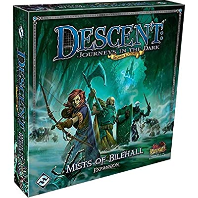 Descent Second Edition: Mists of Bilehall: Toys & Games