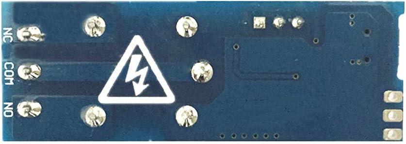 Weitspannung 5V 30V Ausgel/östes Verz/ögerungsrelais Modul Timer Modul