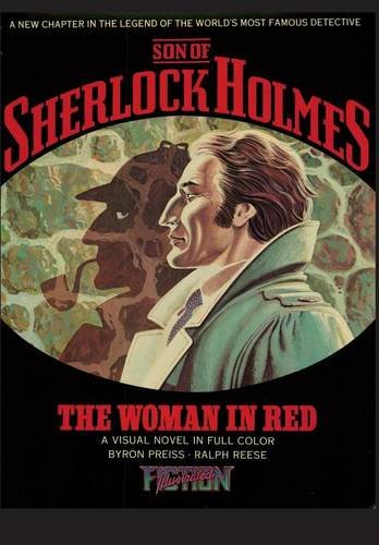 Son of Sherlock Holmes_The Woman in Red [Preiss, Byron] (Tapa Dura)
