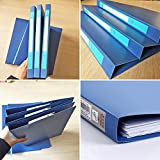 2 Pack Double Strong Clips File Folder Report Cover