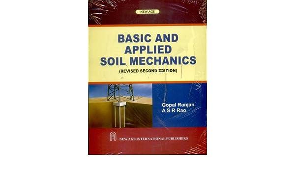 ranjan soil by mechanics pdf gopal book
