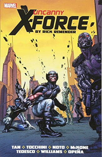 Price comparison product image Uncanny X-Force by Rick Remender: The Complete Collection Volume 2
