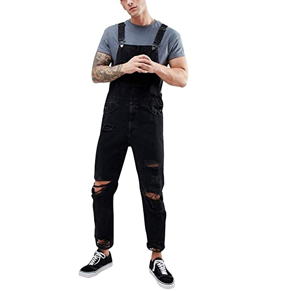 SUCES - Pantalones Vaqueros Largos para Hombre, Pantalones ...