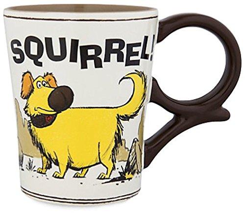Dug Squirrel Stoneware Mug from UP