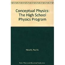 Conceptual Physics: Problem-Solving Exercises In Physics, Teacher's Edition by Jennifer Bond Hickman (2002-01-31)