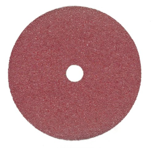 3M 982C Cubitron II Fibre Disc Precision Shaped Ceramic Grain, Brown, 7in dia, 36+ Grit, Pack of 25