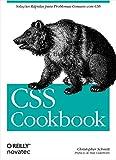 capa de CSS Cookbook