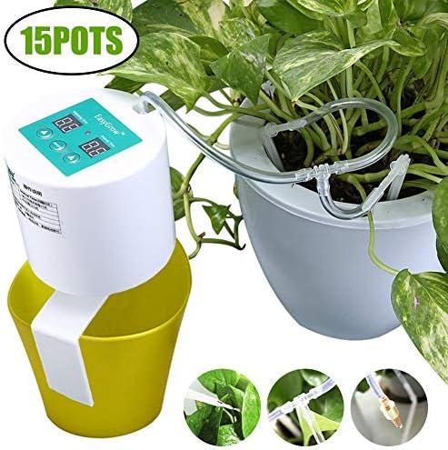 Elitlife Automatic Drip Irrigation Kit Self Watering