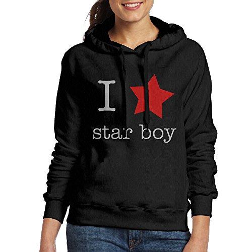 Starboy Hoodie Jacket XXL Black (Series Wwe Watch)