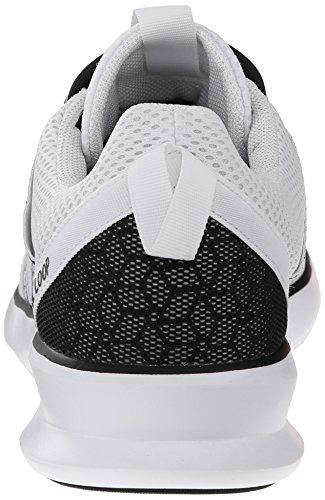 Adidas Originals Sl Loop Racer de encaje hasta zapatos, negro / gris / gris, 7 M US White/Black/Black