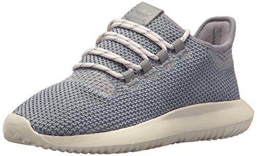 Price comparison product image adidas Originals Boys' Tubular Shadow J, Grey Three/Grey Three/chalk White, 7 M US Big Kid
