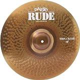 Paiste Rude Cymbal Thin Crash 16-inch