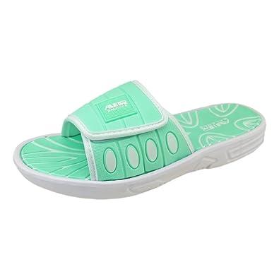 4e9eaccc4a99 Air Balance Women s Summer Fun Adjustable Slide Sandals
