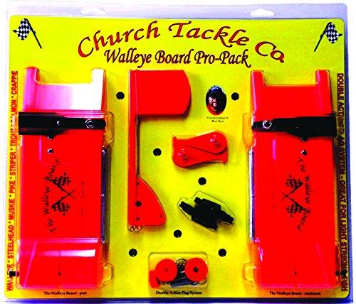 Church Tackle Walleye Board - Church Tackle