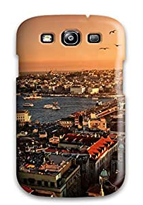 Excellent Galaxy S3 Case Tpu Cover Back Skin Protector Panoramic