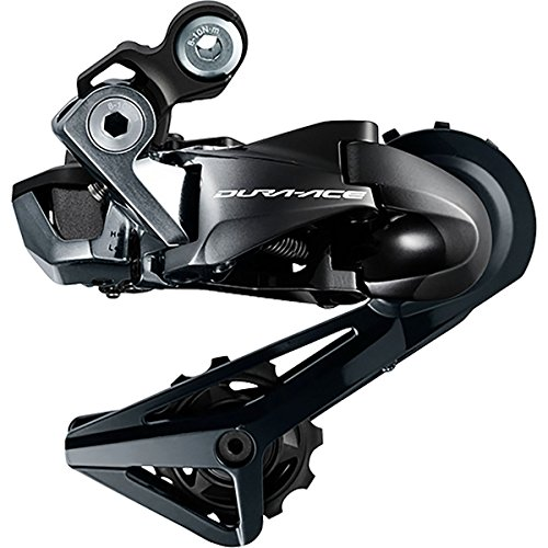 Di2 Rear Derailleur (Shimano Dura-Ace Di2 RD-R9150 11-Speed Rear Derailleur Black, One Size)