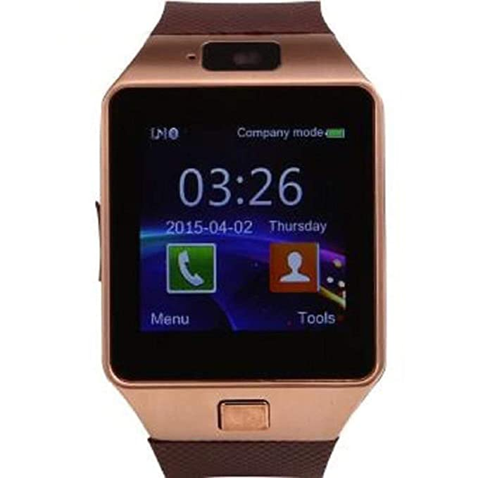CEKA TECH Meizu M3 Note Compatible Reloj Inteligente, Relojes Inteligentes con Bluetooth, Smart Watch, con cámara, Pantalla táctil Curva, ...