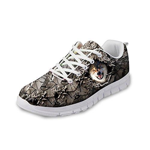CHAQLIN Fashion Animal Print Runnning Runnning Print Shoes Breathable Mens Breathable Mesh Sneakers Parent B078BQBDXB dd27d7