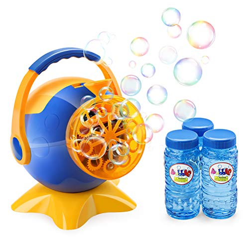 Maxchange Bubble Machine for Kids