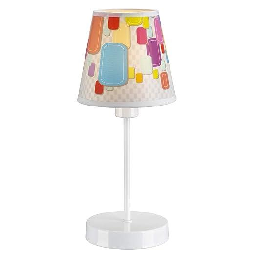 Wonderlamp W-A000128 Lámpara de Mesa Infantil Caramelos ...