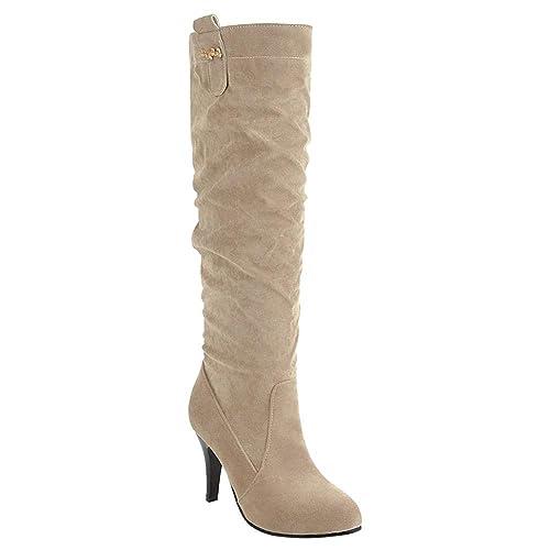 9ac311be50a72 BIGTREE Zapatos para Mujer