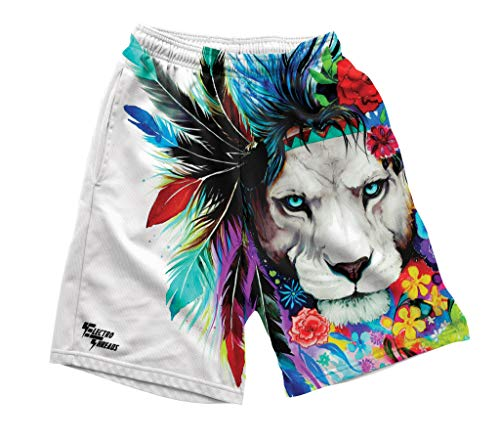 Electro Threads Shorts • King of Lions Shorts 30-S