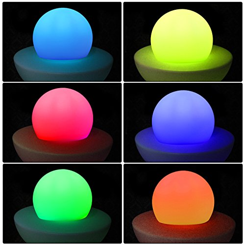 Rechargeable LED Lighting Outdoor RGBW Mixing Color ...