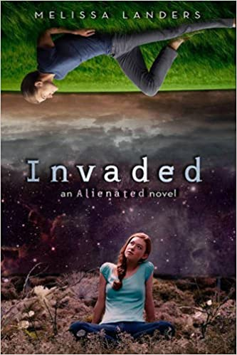 Image result for invaded by melissa landers amazon