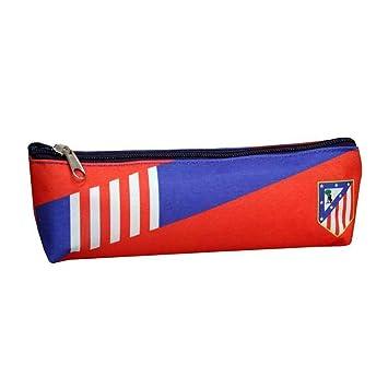 Atlético de Madrid – Estuche escolar triangular del Atlético ...