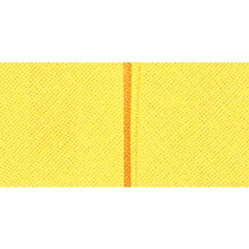 - Wrights 117-202-086 Wide Single Fold Bias Tape, Canary, 3-Yard