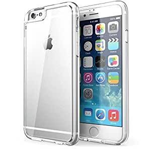 wonpowerroad For apple iPhone 6 (4.7inch) case tpc slim transparent Flexible Soft Clear bumper