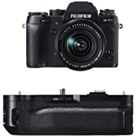 Fujifilm X-T1 w/ XF18-55 Kit + Vertical Hand Grip