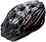 Cheap Limar 515 Bike Helmet, Black Pirates, Medium