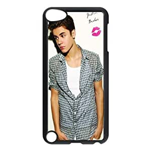 Custom High Quality WUCHAOGUI Phone case Singer Prince Justin Bieber Protective Case FOR Ipod Touch 5 - Case-18