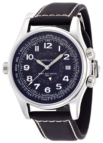 Hamilton Men's H77505433 Khaki Navy UTS Automatic Watch - Uts Watches Men