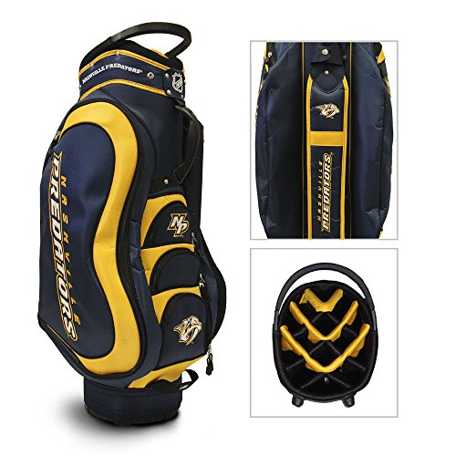 NHL Nashville Predators Medalist Golf Cart Bag