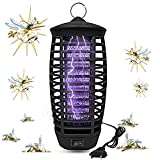 Tukear Electric Bug Zapper - Mosquito Trap with Insect Zapper Outdoor/Indoor Hook