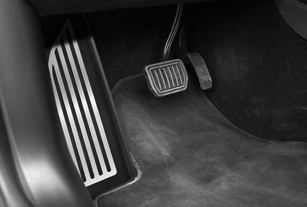 JessicaAlba Foot Rest Dead Pedal Cover for Tesla Model 3