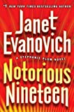 Book Cover for Notorious Nineteen: A Stephanie Plum Novel