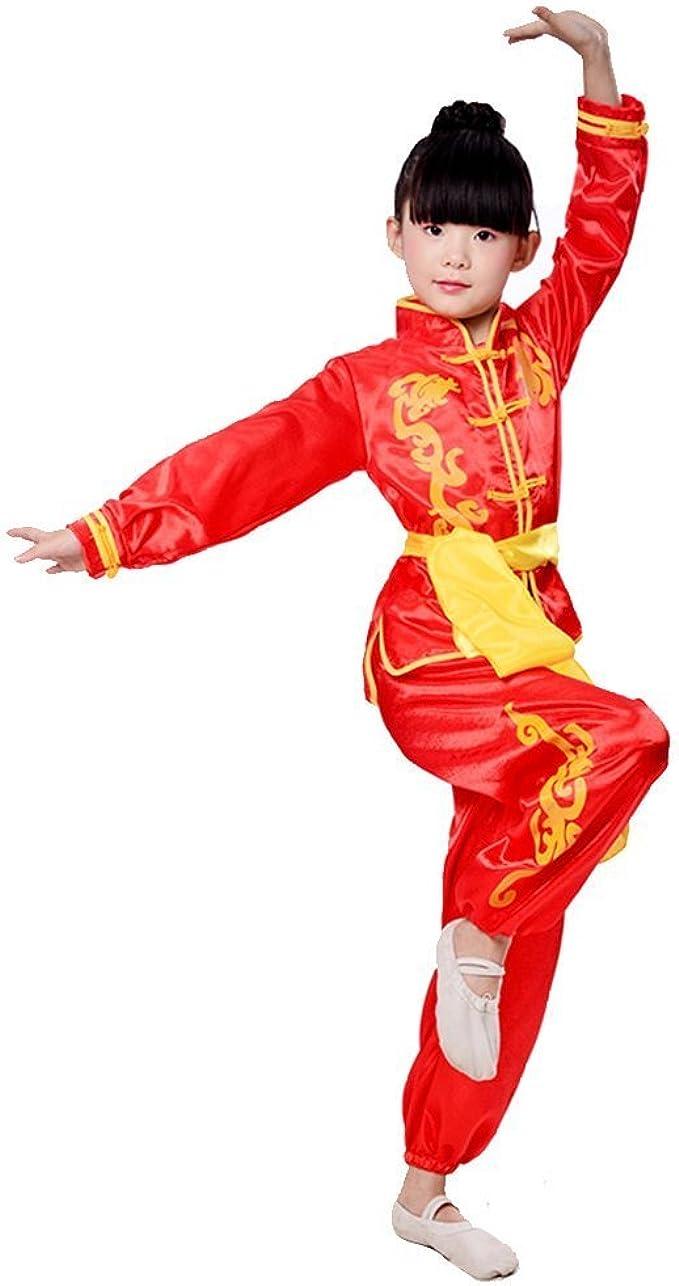 Amazon.com: zooboo Karate Artes marciales Uniforme – nanquan ...