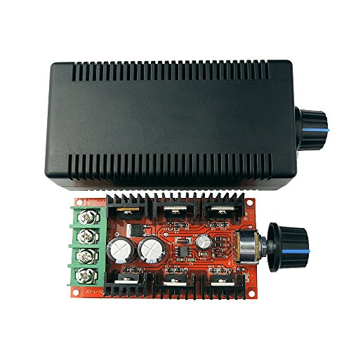 2000w Pwm Dc Motor Speed Controller Adjustable Variable