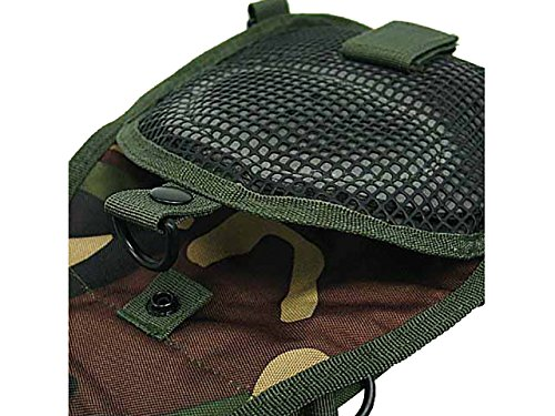 Tactical Molle Utility 3 Ways Schulter Sling Tasche Rucksack Brust Tasche Small WC