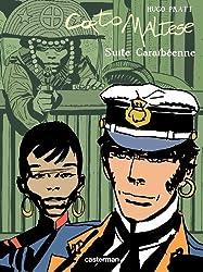 Corto Maltese - Nouvelle édition, recueils en couleurs - tome 3 - Suite caraibéenne (PRATT) (French Edition)