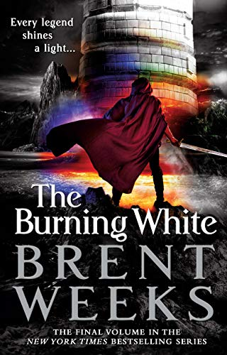 Burning White Lightbringer Book ebook