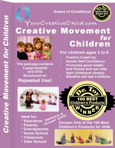 Creative Movement for Children