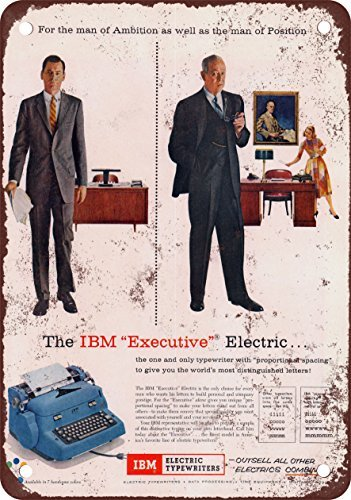 1957 IBM Executive Electric Typewriters Vintage Look for sale  Delivered anywhere in Canada