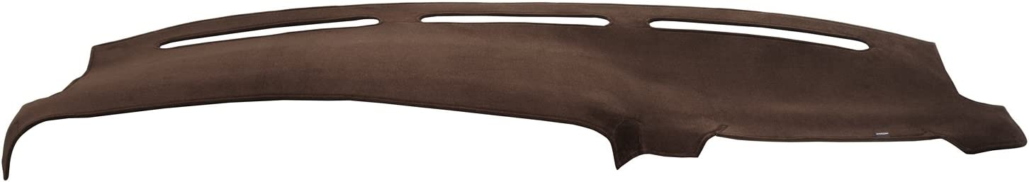Premium Carpet, Red 72031-00-47 DashMat Original Dashboard Cover Mercury Sable